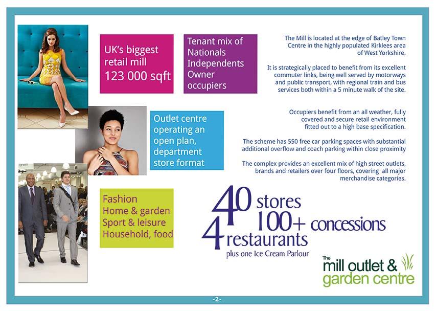 Enquiries re promotional lets should be directed to Shoppertainment Management Tel 0161 817 5221